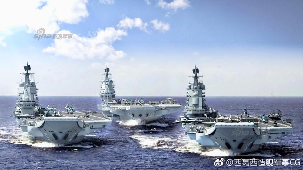 Thiết kế siêu hàng không mẫu hạm sử dụng máy phóng của Trung Quốc đã hoàn thiện? - Ảnh 2.