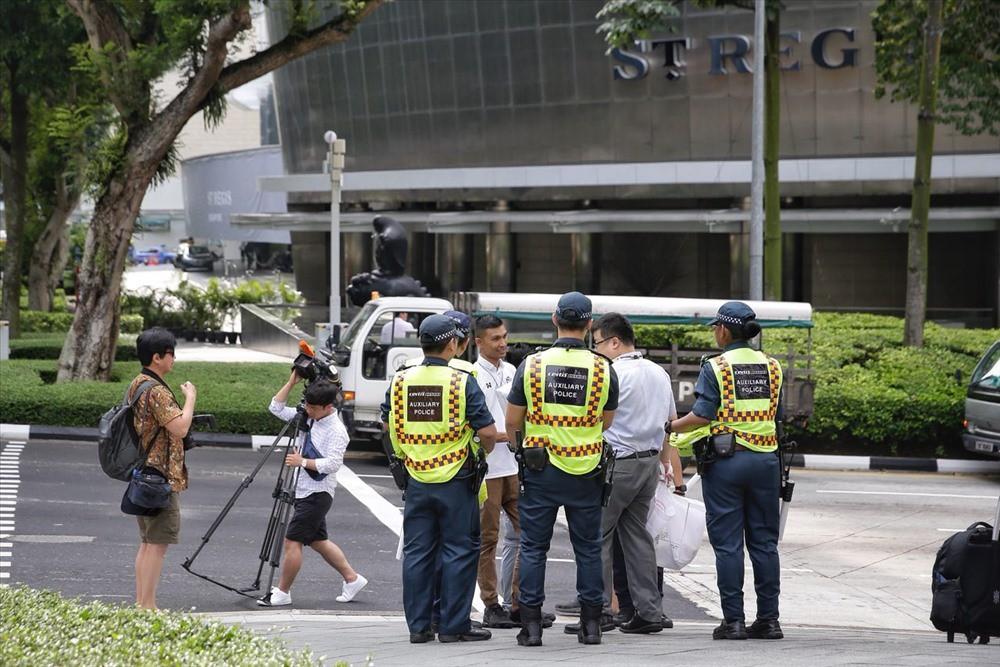 Singapore tất bật lập chốt an ninh, phân luồng giao thông trước thượng đỉnh Mỹ - Triều - Ảnh 8.