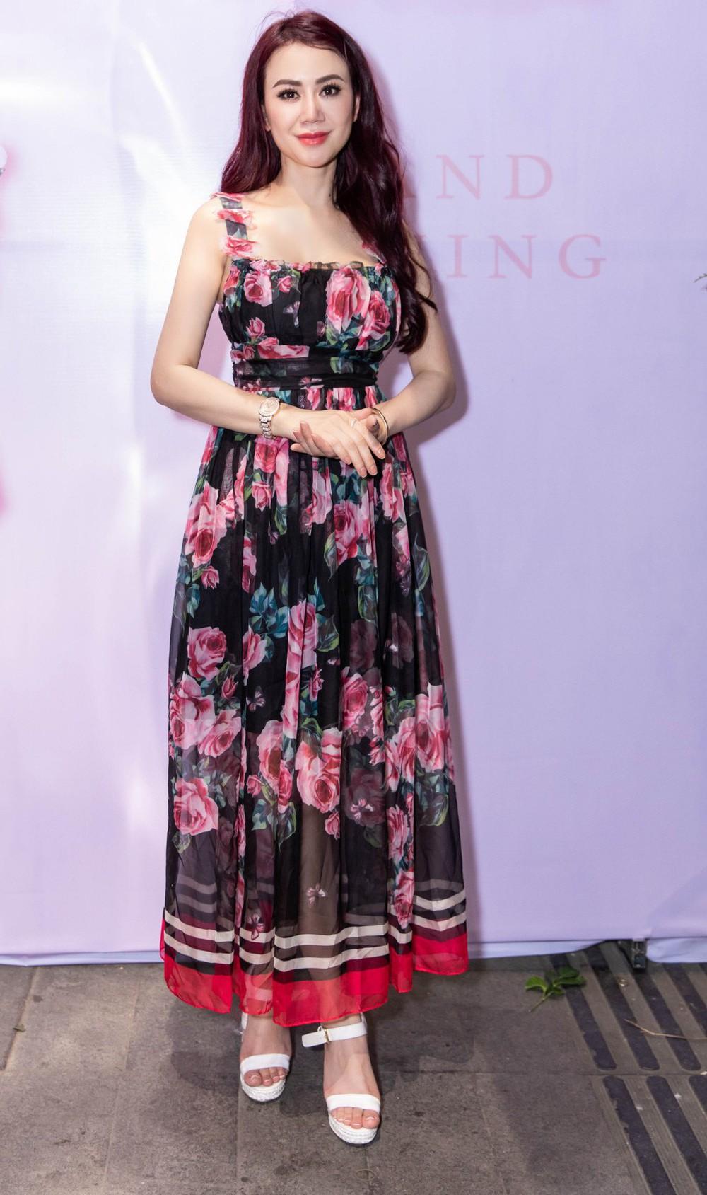 Diễn viên hài Thúy Nga đọ sắc với Hoa hậu Mỹ Vân - Ảnh 7.