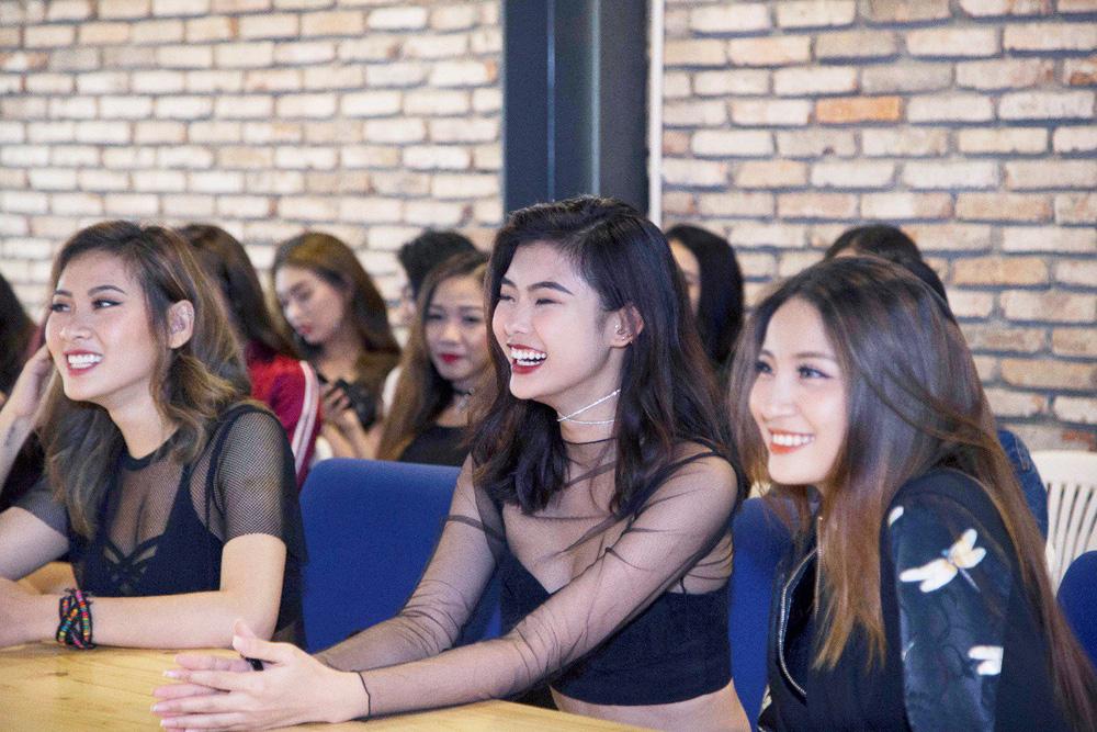 Bất ngờ trước thể hiện xuất sắc của các bóng hồng tại buổi casting Yamaha Exciter Angels - Ảnh 2.