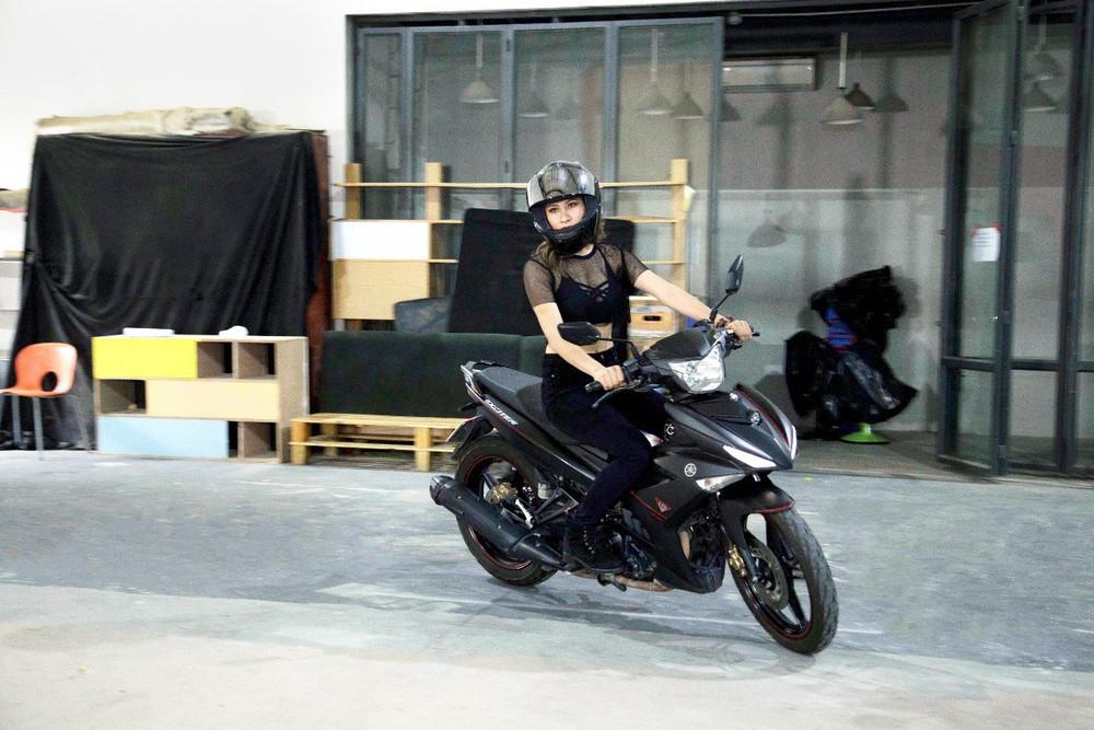 Bất ngờ trước thể hiện xuất sắc của các bóng hồng tại buổi casting Yamaha Exciter Angels - Ảnh 4.