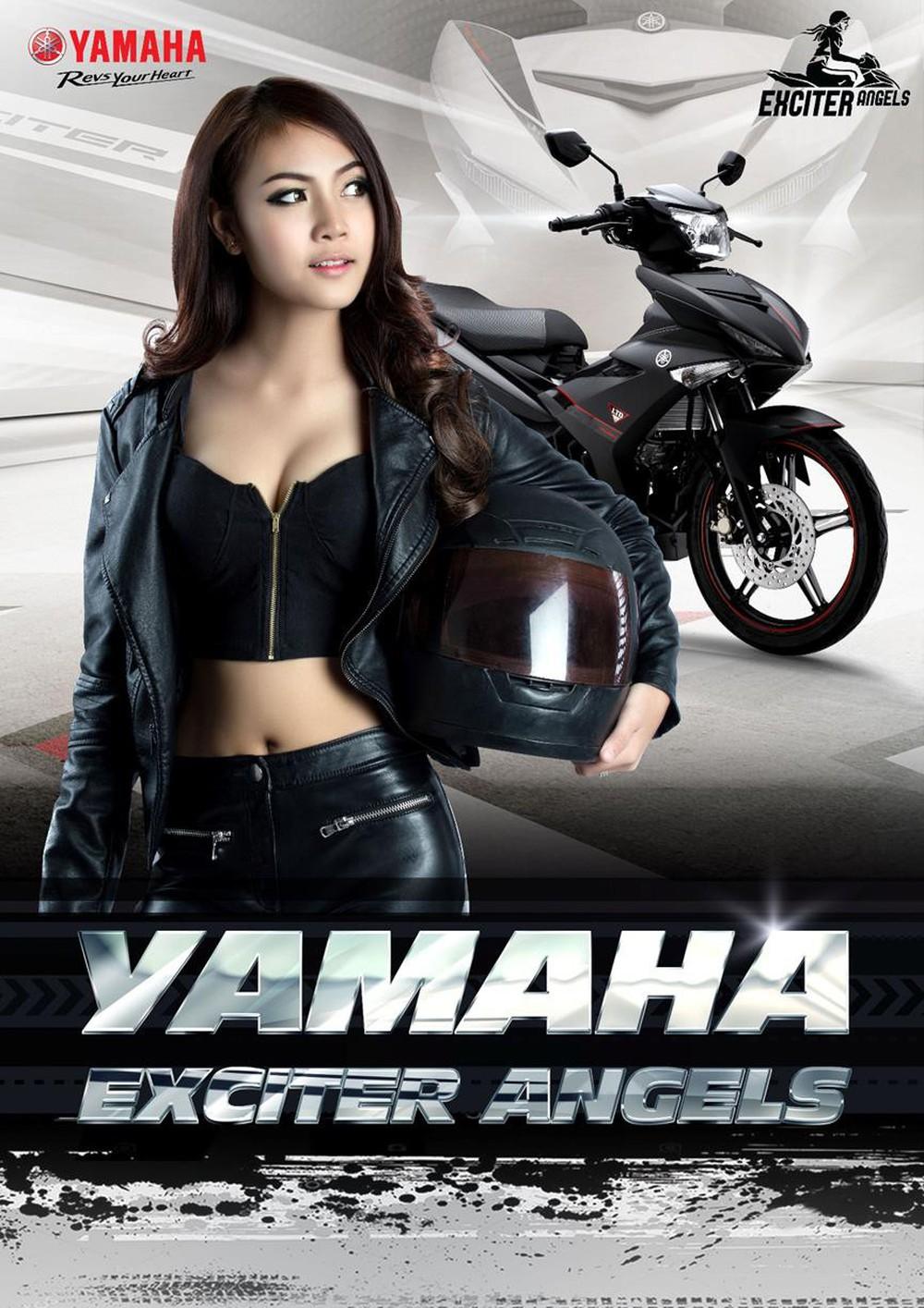 Bất ngờ trước thể hiện xuất sắc của các bóng hồng tại buổi casting Yamaha Exciter Angels - Ảnh 5.