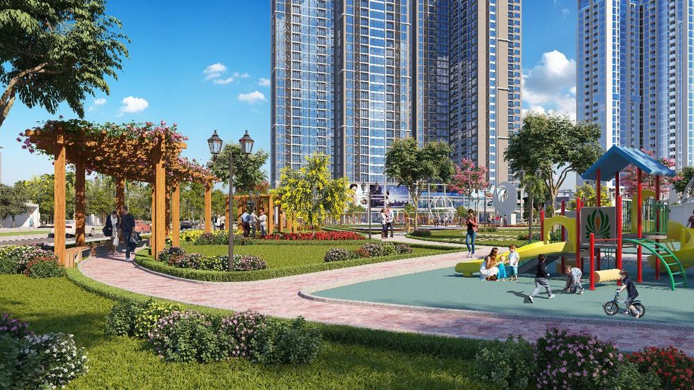 Công ty cổ phần đầu tư và xây dựng Xuân Mai Nam tiến với dự án Eco-Green Saigon - Ảnh 2.