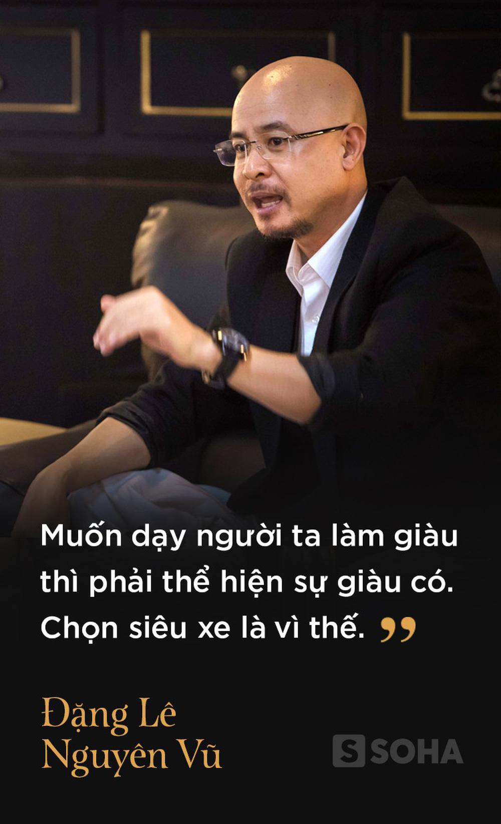 4 giờ cà phê với ông Đặng Lê Nguyên Vũ: Cuộc trò chuyện đầy những bất ngờ - Ảnh 8.