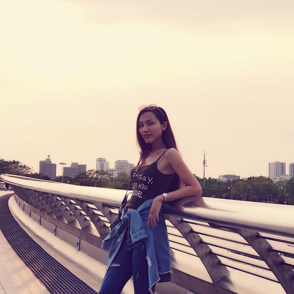 Hoa hậu Chuyển giới đầu tiên của Việt Nam: Công việc lận đận, bị đồng nghiệp soi mói - Ảnh 5.