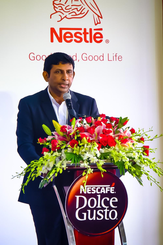 Nestlé nâng cao giá trị hạt cà phê Việt với dây chuyền sản xuất viên nén Nescafé Dolce Gusto - Ảnh 2.