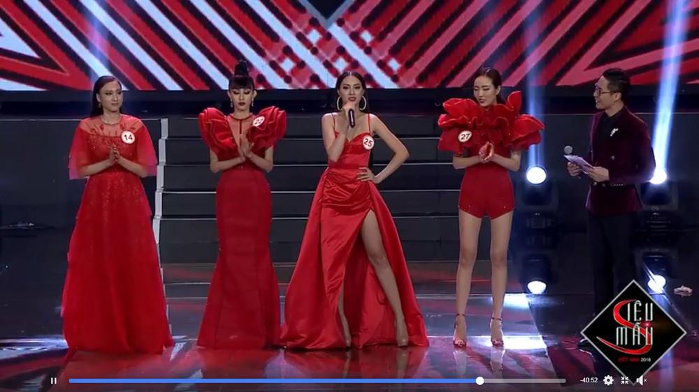 Bật cười trước màn trả lời ứng xử ngô nghê của thí sinh Siêu mẫu Việt Nam - Ảnh 7.