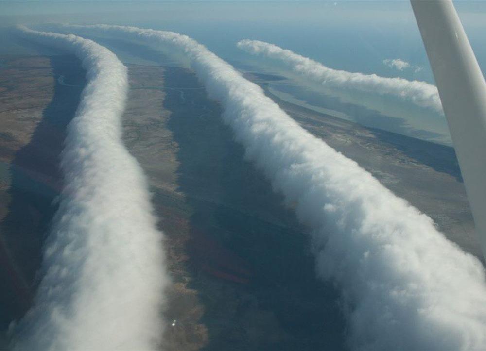Những đám mây kỳ quặc có thể bạn không tin vào mắt mình - Ảnh 3.
