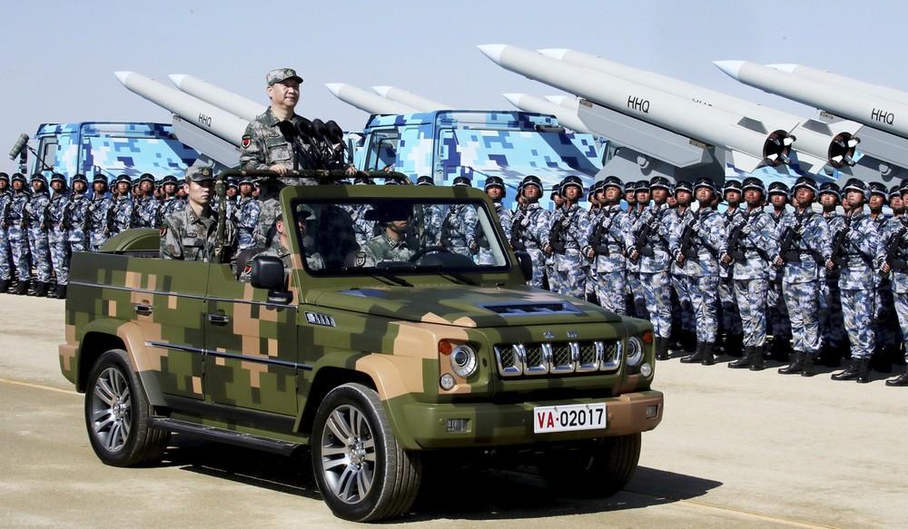 Ông Tập Cận Bình gióng trống trận, quân đội Trung Quốc sẽ đánh nhau với ai? - Ảnh 1.