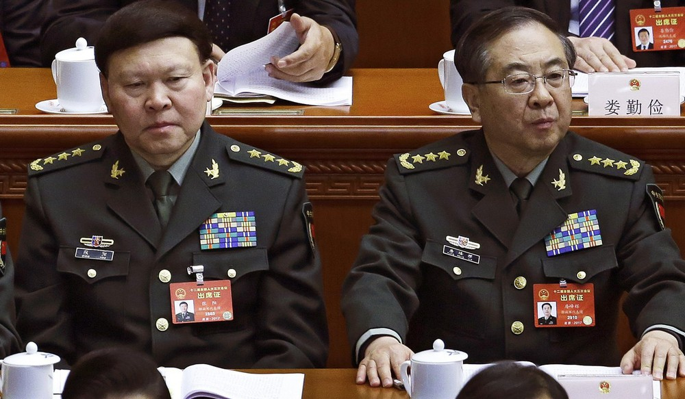 Ông Tập Cận Bình gióng trống trận, quân đội Trung Quốc sẽ đánh nhau với ai? - Ảnh 2.