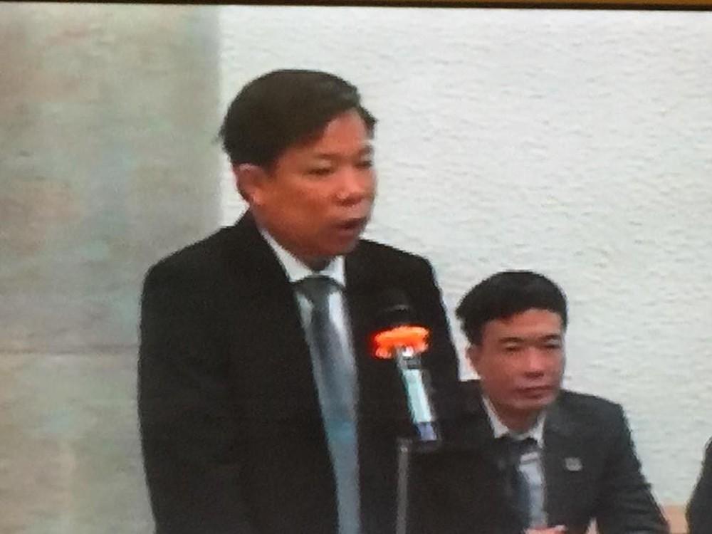 Ông Đinh La Thăng: Không thể cứ quy kết bổ nhiệm là lợi ích nhóm - Ảnh 5.