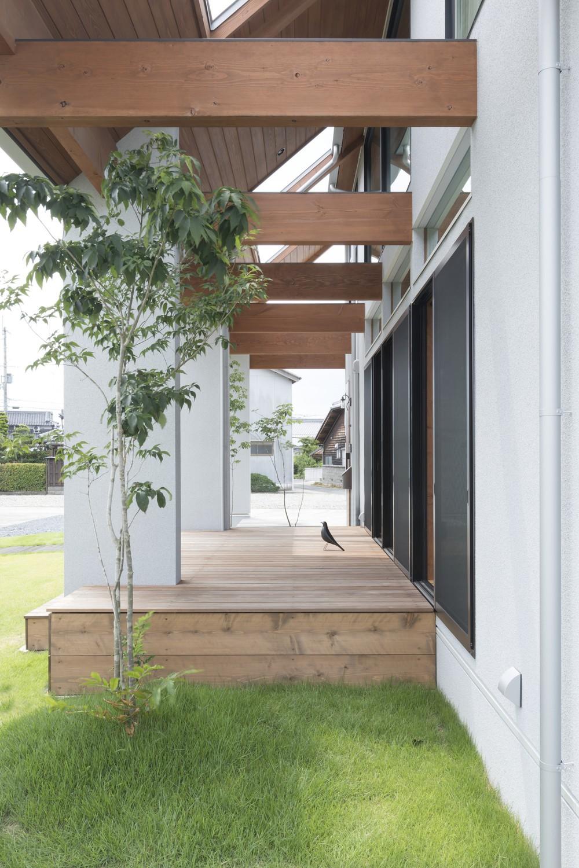 Ngôi nhà cấp 4 ở Nhật có mái hiên rộng để che nắng mưa, cảm nhận vị ấm của hạnh phúc gia đình - Ảnh 6.