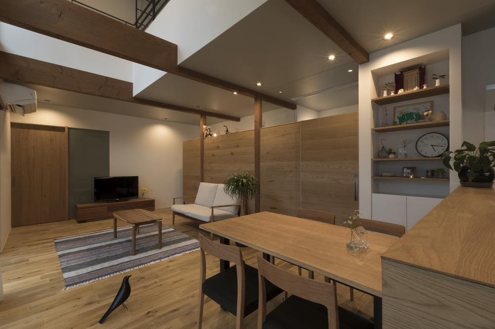 Ngôi nhà cấp 4 ở Nhật có mái hiên rộng để che nắng mưa, cảm nhận vị ấm của hạnh phúc gia đình - Ảnh 11.