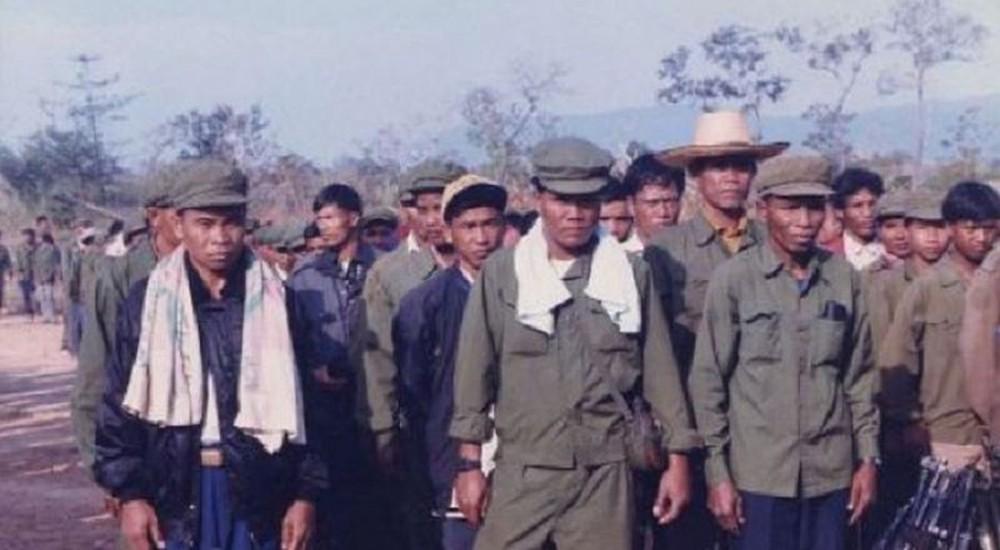 Tiến công trong hành tiến - Thần tốc giải phóng Phnom Pênh: Khmer Đỏ không kịp trở tay - Ảnh 4.