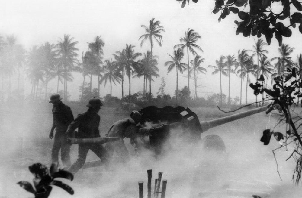 Tiến công trong hành tiến - Thần tốc giải phóng Phnom Pênh: Khmer Đỏ không kịp trở tay - Ảnh 3.