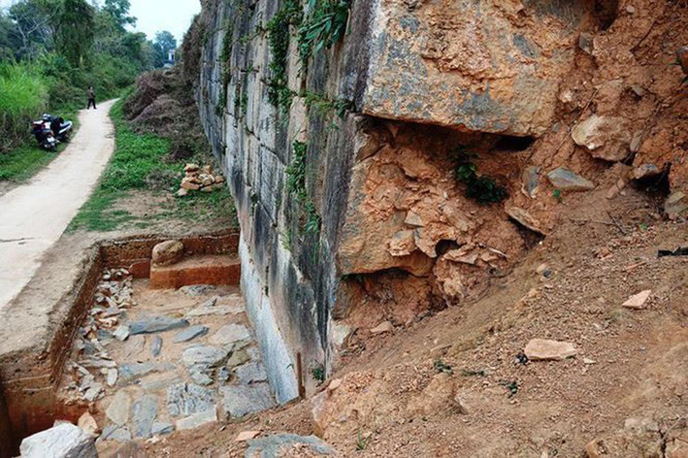 Hé lộ kỹ thuật xây dựng Thành nhà Hồ tồn tại trên 600 năm của vương triều Hồ - Ảnh 5.