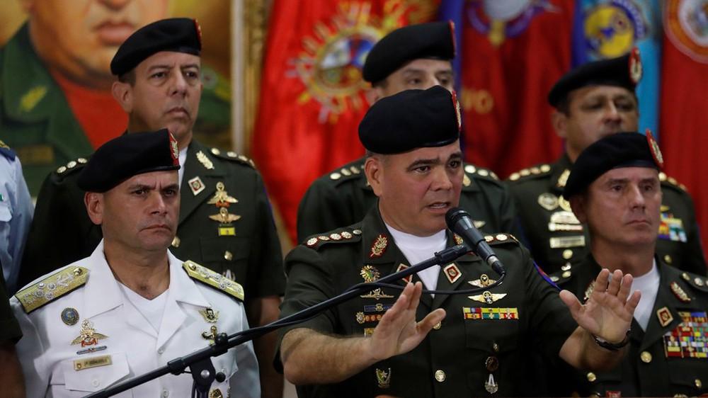 Theo bước Mỹ, Pháp, Canada và 8 nước Nam Mỹ công nhận Tổng thống lâm thời tự xưng Venezuela - Ảnh 1.