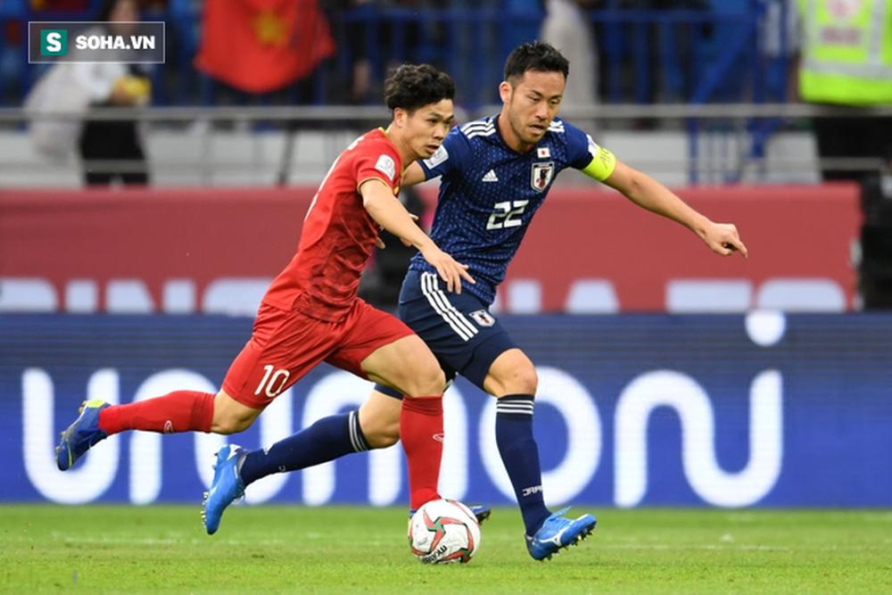 Sự thật chuyện đội trưởng Nhật Bản chỉ trích đồng đội vì chỉ thắng sát nút Việt Nam - Ảnh 1.