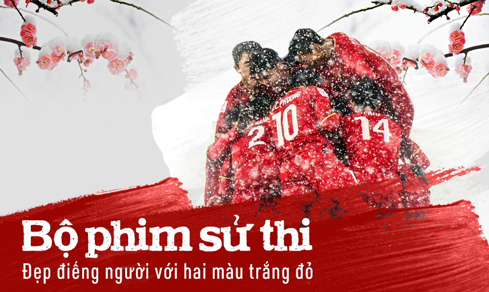 Ngày này 1 năm trước, U23 Việt Nam viết lên câu chuyện lịch sử tại Thường Châu tuyết trắng - Ảnh 1.