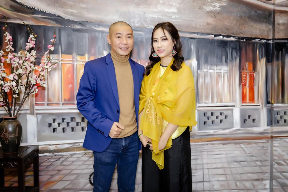 Quốc Khánh chăm chút cho cô Đẩu Công Lý  - Ảnh 10.