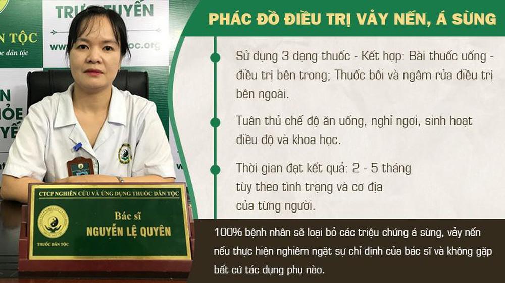 Cách chữa vảy nến, á sừng hiệu quả theo tư vấn bác sĩ trưởng khoa da liễu - Ảnh 2.
