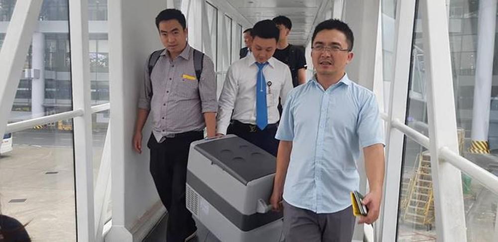 Hành trình xuyên Việt của trái tim thanh niên 27 tuổi hiến tặng người dưng - Ảnh 1.