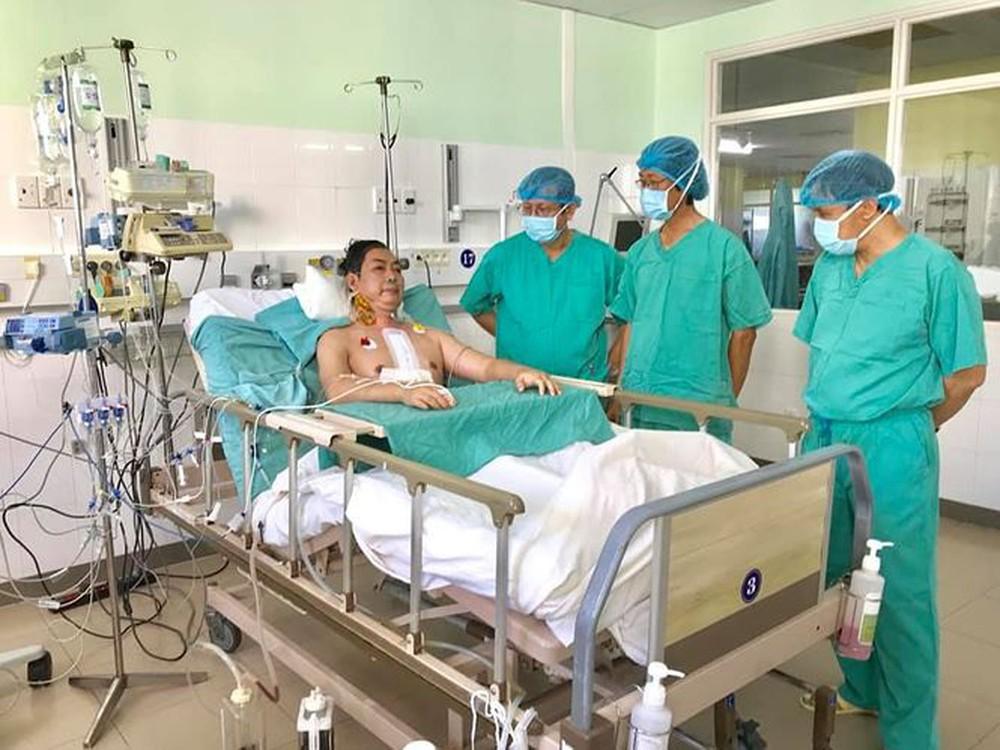Hành trình xuyên Việt của trái tim thanh niên 27 tuổi hiến tặng người dưng - Ảnh 4.