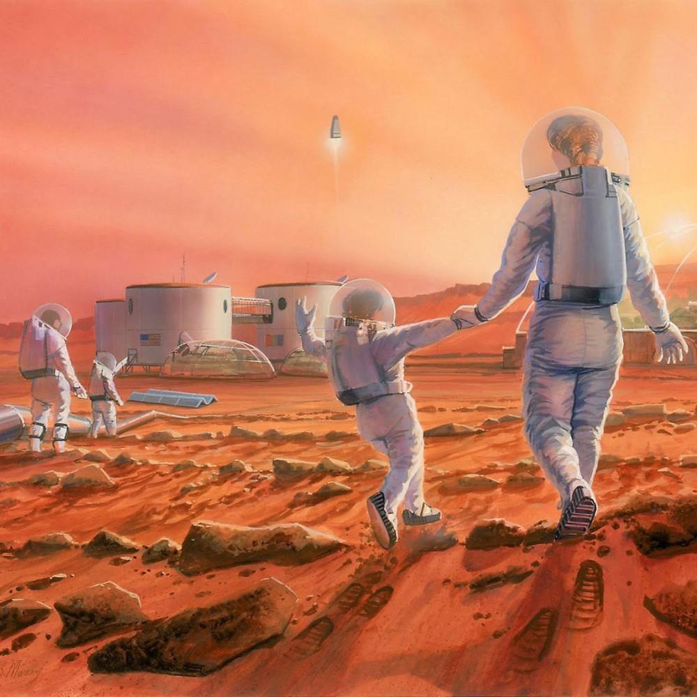 Sinh con ngoài vũ trụ: Khó nhưng cần có vì tương lai của nhân loại - Ảnh 5.