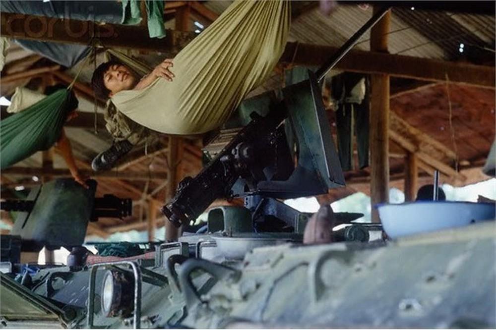 Chiến tranh Biên giới Tây Nam: Một trận tao ngộ chiến khốc liệt của quân tình nguyện Việt Nam - Ảnh 5.