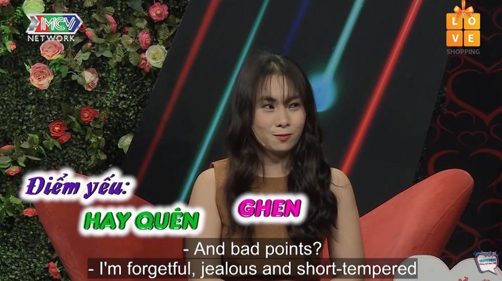 Bạn muốn hẹn hò: Mới xuất hiện, cô gái đã khiến MC Quyền Linh phải khuyên thay đổi đi em - Ảnh 1.