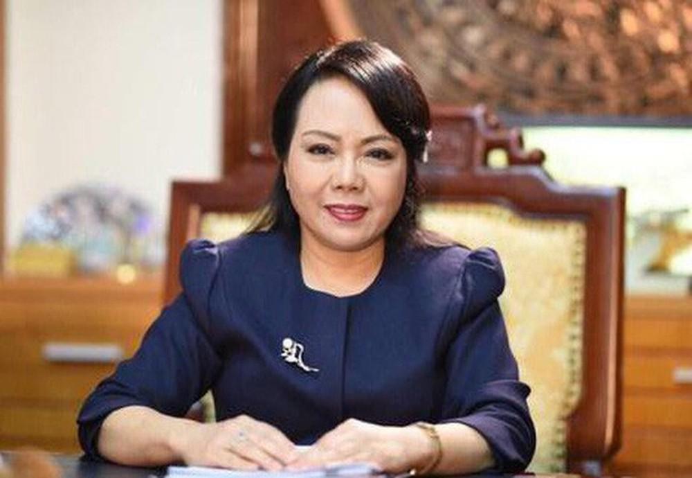 Dự kiến miễn nhiệm Bộ trưởng Bộ Y tế Nguyễn Thị Kim Tiến vào sáng 25-11 - Ảnh 1.