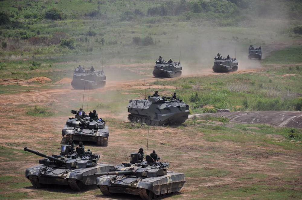 Thân binh không phải để chơi: Quốc vương Thái tương kế tựu kế nhằm kiểm soát quân đội? - Ảnh 4.