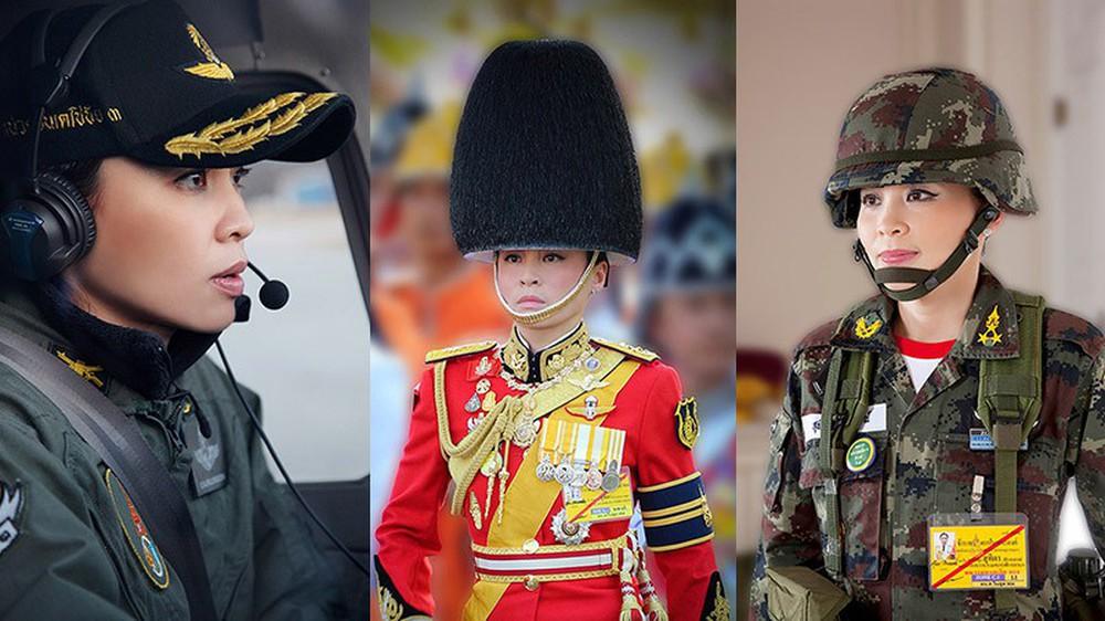 Thân binh không phải để chơi: Quốc vương Thái tương kế tựu kế nhằm kiểm soát quân đội? - Ảnh 6.