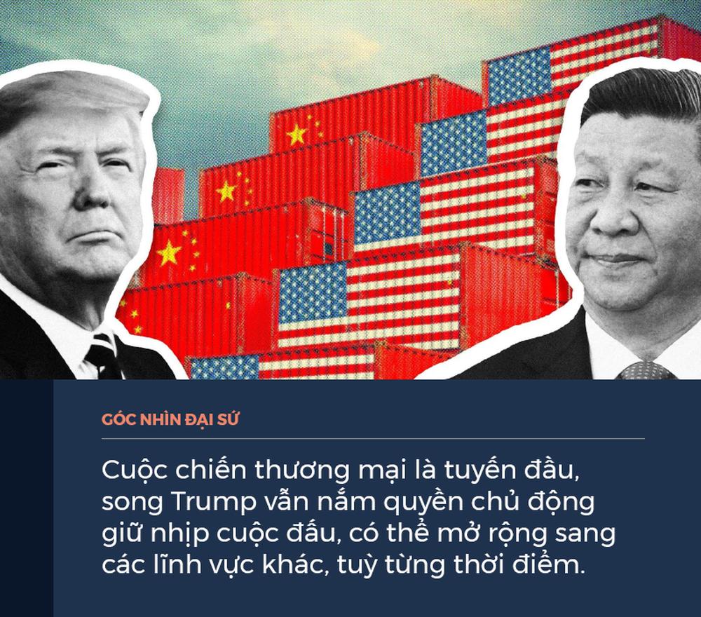 Bài phát biểu của Phó Tổng thống Mỹ và thông điệp với Trung Quốc: Đã lùi xa giấc mơ soán ngôi Mỹ - Ảnh 3.