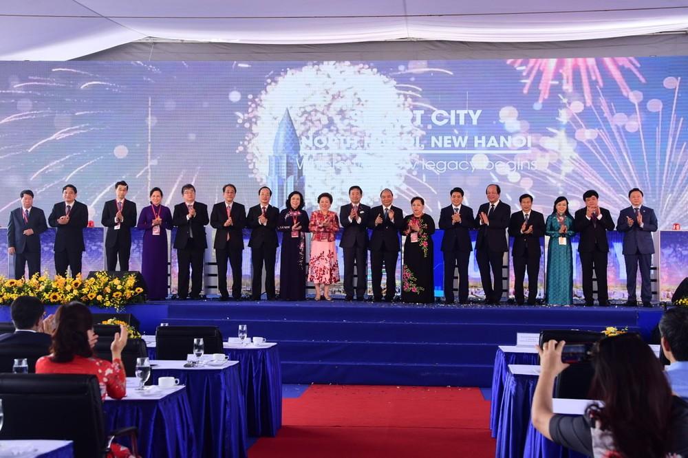 Hà Nội sắp xây tòa tháp cao nhất Việt Nam và Đông Nam Á - Ảnh 1.
