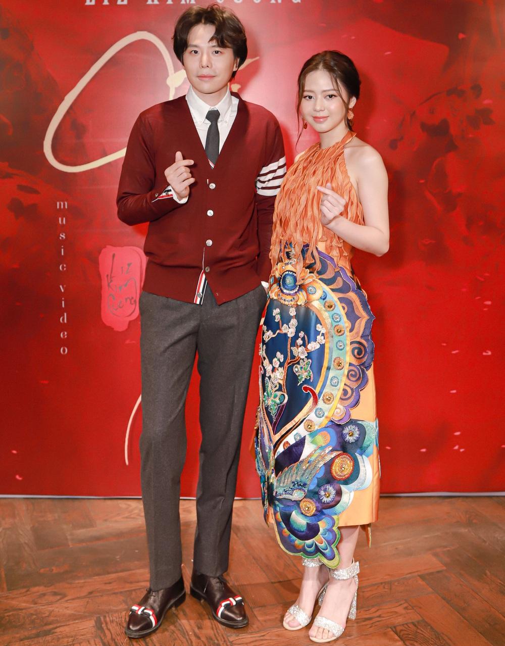 Trịnh Thăng Bình, Liz Kim Cương vui vẻ sánh đôi sau khi chia tay - Ảnh 3.