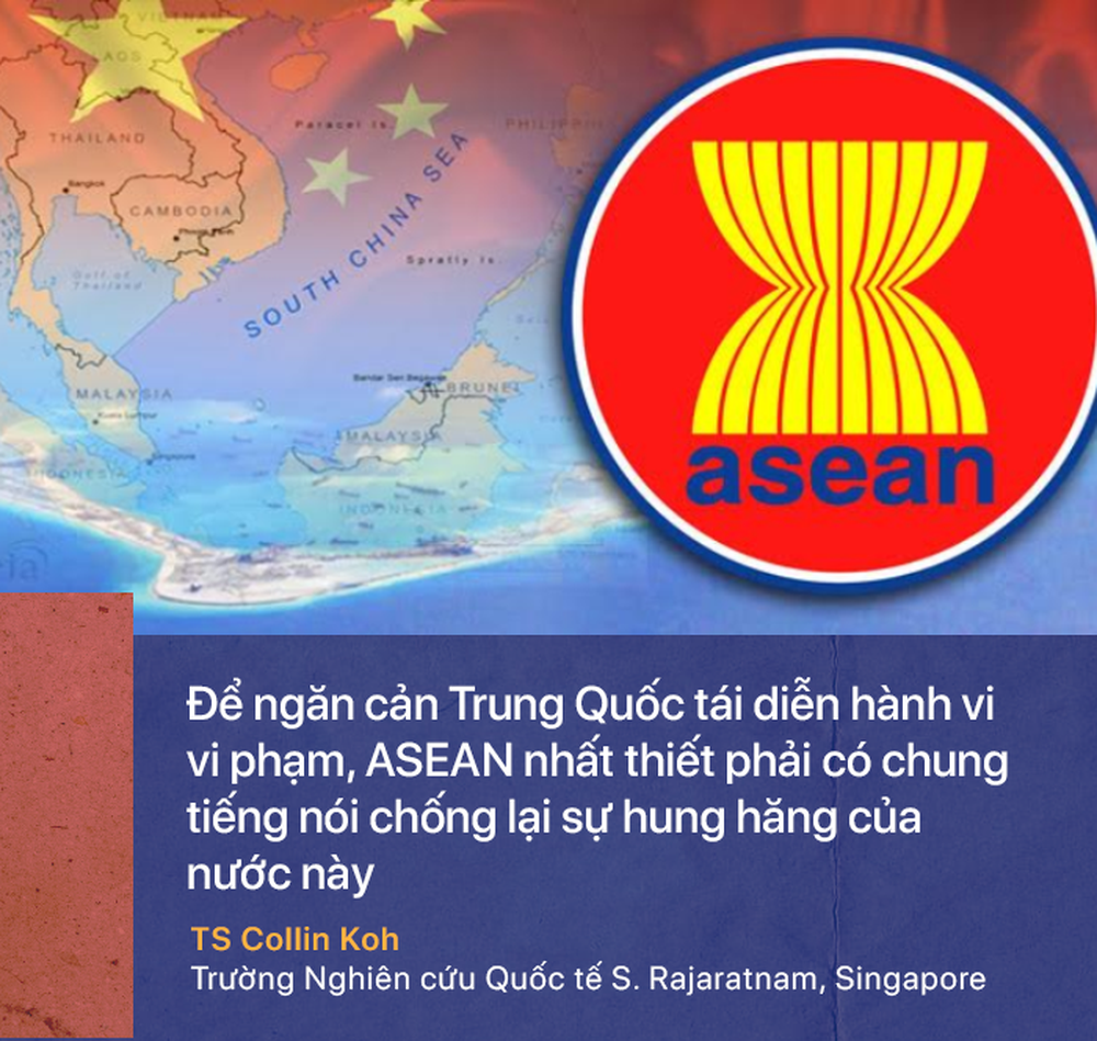 Đã đến lúc có cách tiếp cận khác với cây gậy và củ cà rốt của Trung Quốc ở Biển Đông - Ảnh 4.