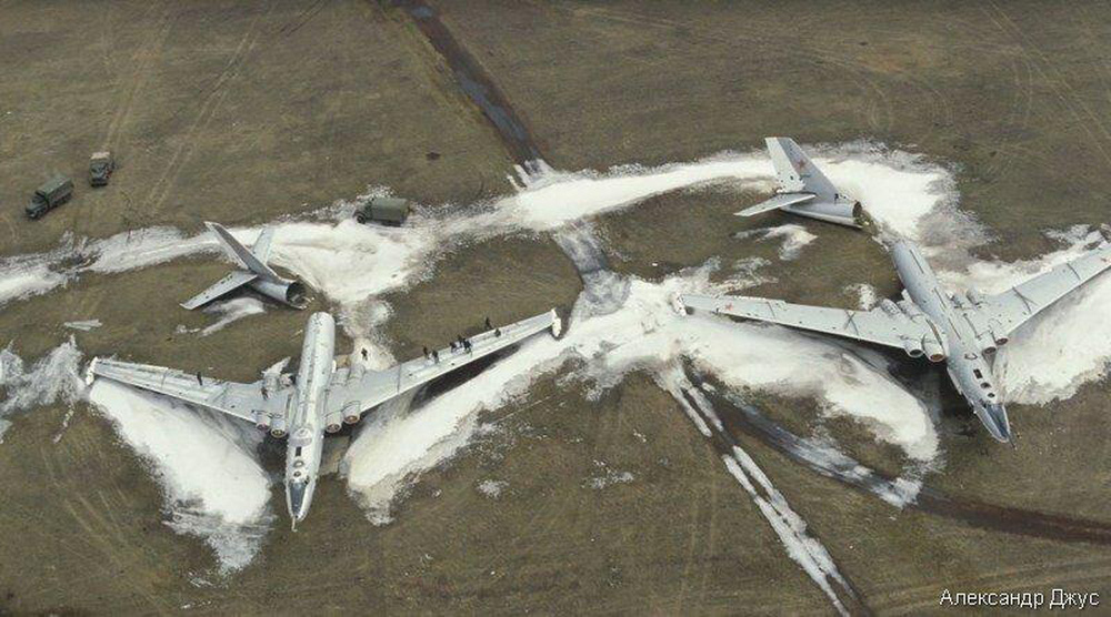 Người Nga đau đớn: Đối trọng của siêu pháo đài bay B-52 đã bị máy chém Mỹ băm nhỏ? - Ảnh 1.