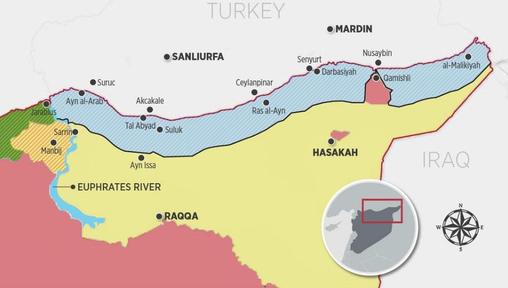 """Bị Thổ Nhĩ Kỳ cho ăn """"bánh vẽ"""", Nga ngây thơ rơi vào bẫy tử thần ở Bắc Syria? - Ảnh 5."""
