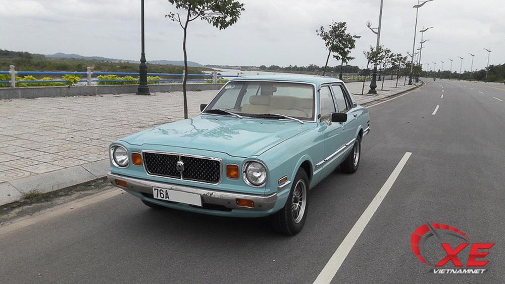Ô tô Toyota đời 1978 cực hiếm bán giá 220 triệu tại Việt Nam - Ảnh 1.