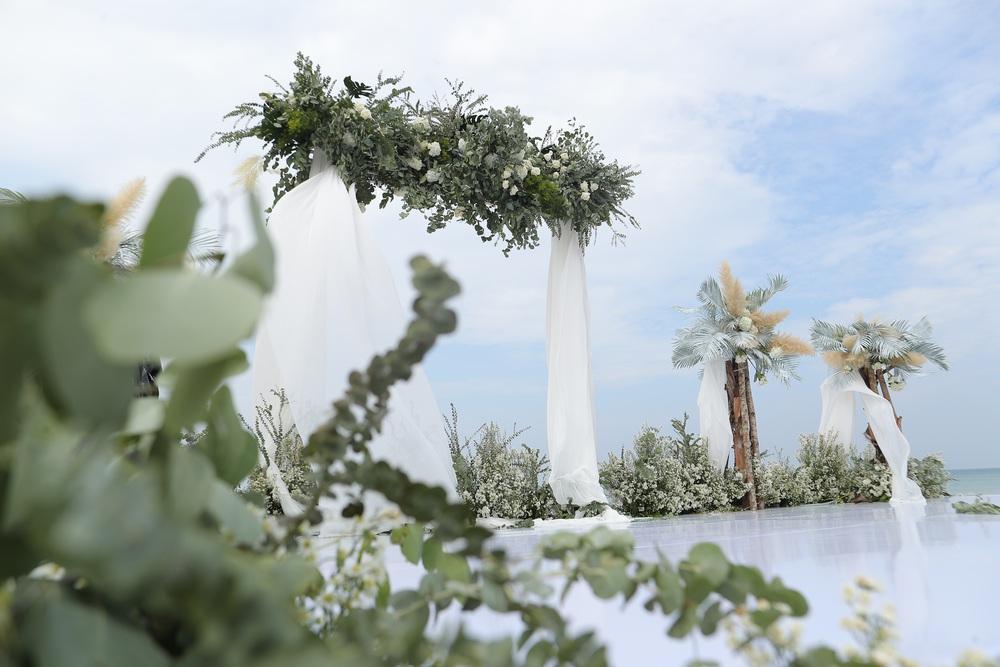 Hé lộ không gian siêu đám cưới 10 tỷ của Đông Nhi và thiếu gia giàu có - Ảnh 6.