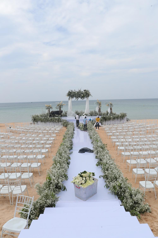Hé lộ không gian siêu đám cưới 10 tỷ của Đông Nhi và thiếu gia giàu có - Ảnh 3.