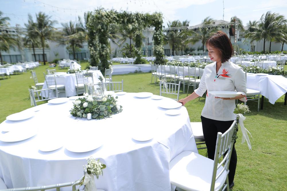 Hé lộ không gian siêu đám cưới 10 tỷ của Đông Nhi và thiếu gia giàu có - Ảnh 11.
