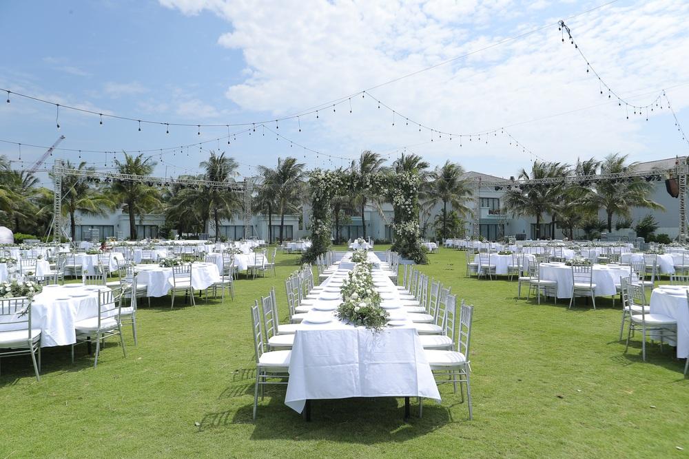 Hé lộ không gian siêu đám cưới 10 tỷ của Đông Nhi và thiếu gia giàu có - Ảnh 10.