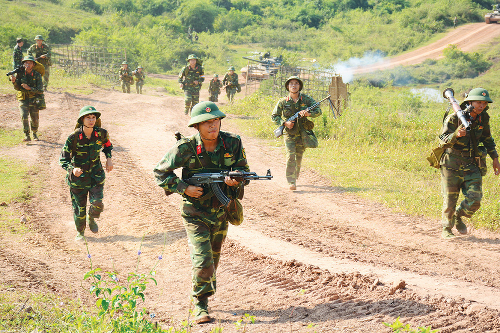 Chiến trường K: Quân tình nguyện Việt Nam phục kích cảm tử bằng mìn định hướng - Lính Polpot kinh hoàng - Ảnh 4.