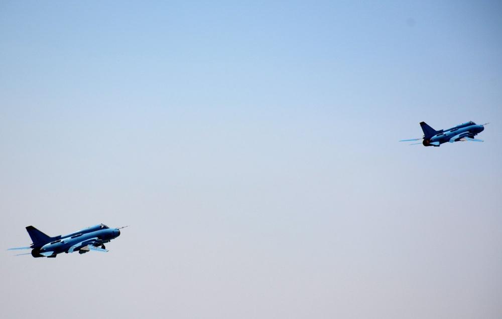 Tiêm kích Su-27 KQVN lột xác: Ngạc nhiên với bệ phóng hiện đại - Thần kỳ tầm cỡ khu vực - Ảnh 1.