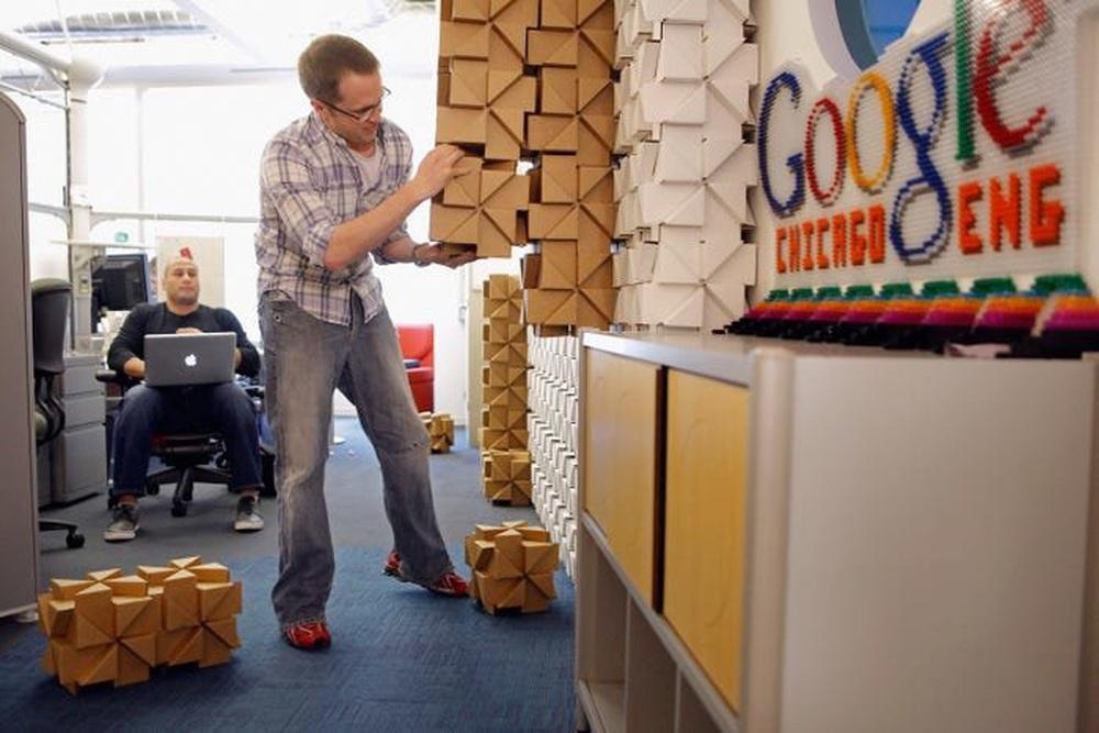 Những toà nhà kì lạ trên thế giới được Google biến thành văn phòng - Ảnh 8.