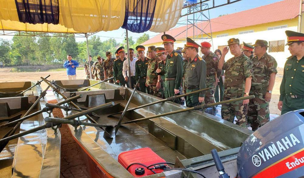 Hoàn toàn không có chuyện xâm lấn: Ông Hun Sen nói về cuộc diễn tập của quân đội ở biên giới Campuchia-VN - Ảnh 1.