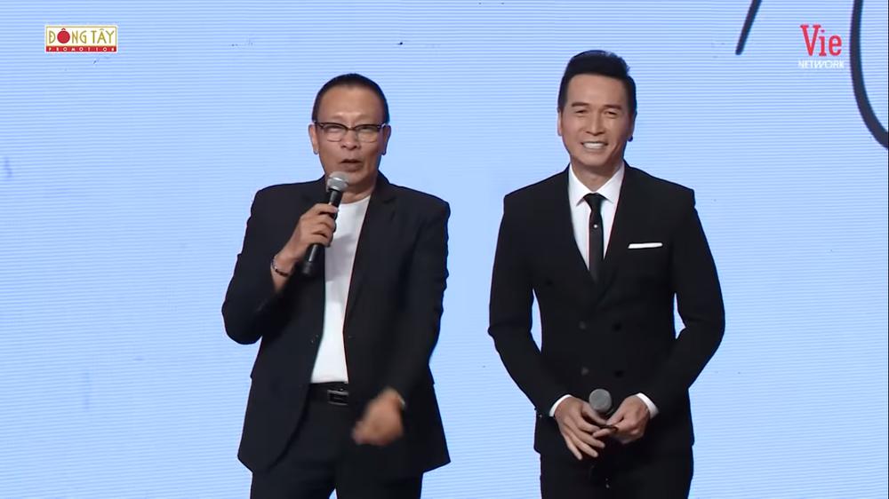 Danh ca Nguyễn Hưng khiến Lại Văn Sâm choáng vì 64 tuổi vẫn trẻ đẹp, nhảy sung - Ảnh 3.