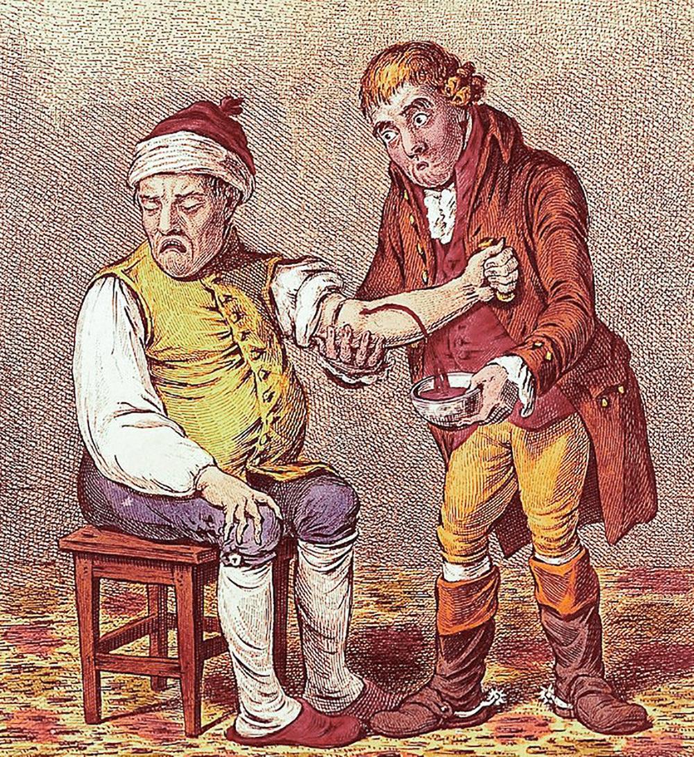 Muôn kiểu chữa bệnh lạ kỳ của các Sa hoàng Nga: Ivan Bạo chúa từng mê mẩn phương pháp xa xỉ này - Ảnh 1.